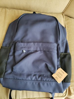 VS. NAVYBLUE BACKPACK NEW....FROM PINK for Sale in Austin, TX
