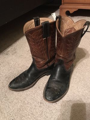Cats Paw Heel- Cowboy boots for Sale in Watauga, TX