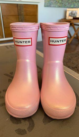 Kids Rain Boots Size 5 Boys or 6 Girls for Sale in Phoenix, AZ