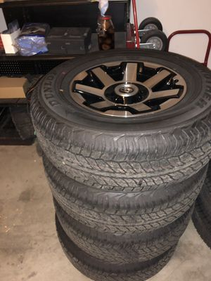 Toyota 4Runner new wheels and tires for Sale in Montrose, CO
