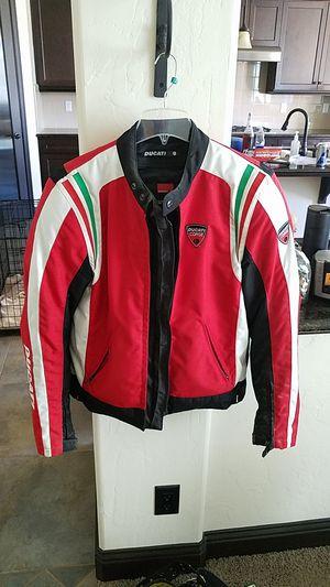 Ducati Mens Corse Jacket for Sale in Clovis, CA