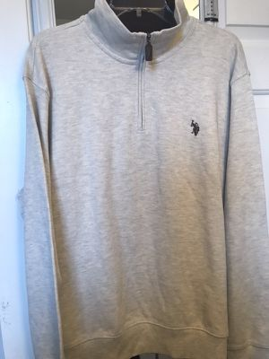 Men's Brand New Polo Sweater Size L for Sale in Lewisville, TX