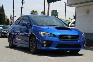 2015 Subaru WRX Limited for Sale in Los Angeles, CA