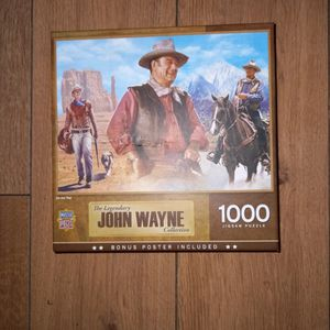 John Wayne 1000 Piece Puzzle for Sale in Henderson, NV
