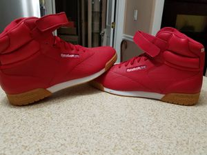 Reebok high top retro velcro shoes for Sale in Jacksonville, FL