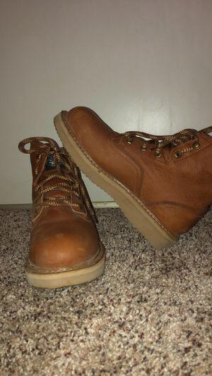 "Men's Georgia 6"" Wedge Steel Toe Boots for Sale in Riverside, CA"