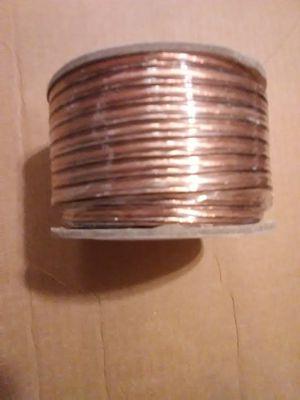 50 foot speaker wire for Sale in Rochester, IN
