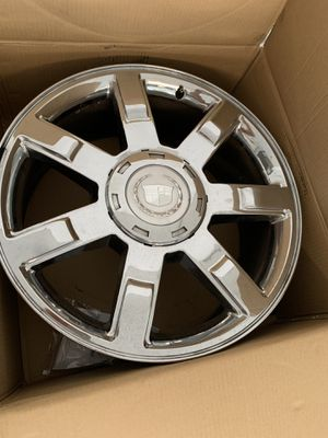 "22"" set of (4) - Cadillac Escalade Rims for Sale in Oakland Park, FL"
