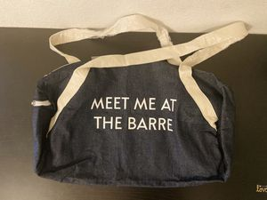 Denim Wash Duffle Bag for Sale in Glendale, AZ