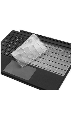 Lapogy Surface Pro 7 Keyboard Cover(2019), Premium Ultra Thin Soft-Touch TPU Keyboard Skin for Microsoft Surface Pro 7/Pro 6/Pro 5/Pro 4, Surface Pro for Sale in San Gabriel, CA