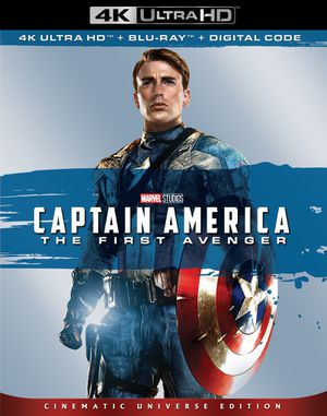 Captain America The First Avenger 4K UHD Digital Movie Code for Sale in Fort Worth, TX
