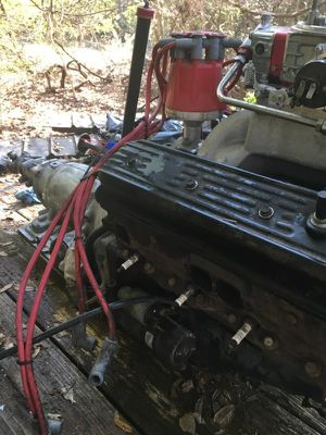 Chevy 383 stoker motor + free transmission for Sale in Miccosukee, FL