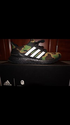 Adidas x Bape UltraBoost Sz 10 for Sale in Westerville, OH