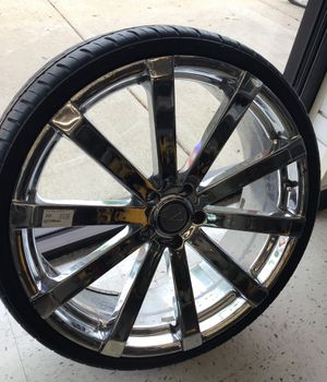 22inch rims for Sale in Hanover Park, IL