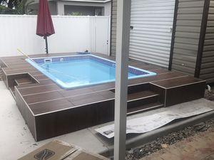 Le montamos albergas pequeñas y modernas con todo el tbj no necesita permiso de la ciudad deje q su patio luzca moderno y acogedor for Sale in Hialeah, FL