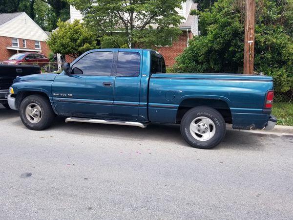 1999 Dodge Ram 5.2 liter 1500