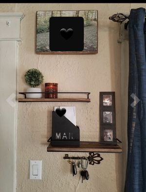 Floating Shelves for Wall Set of 2 for Sale in Queens, NY