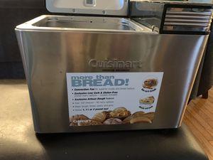 Cuisinart CBK 200 bread maker for Sale in Falls Church, VA