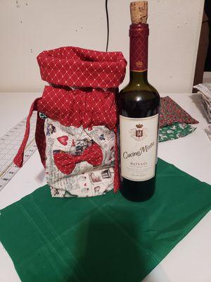 Wine bags fabric for Sale in Hesperia, CA