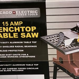Harbor freight Table Saw for Sale in Federal Way, WA