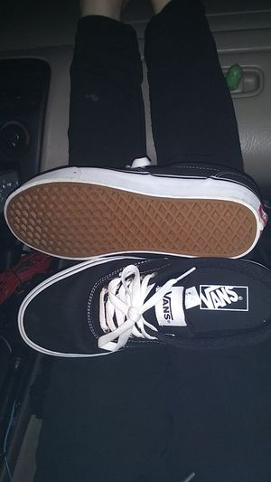 Vans shoes size w 8 for Sale in Portland, OR