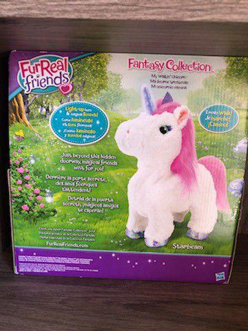 Unicorn FurReal Friends