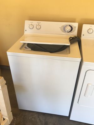 Washer and dryer excellent condition GE for Sale in Rockville, MD