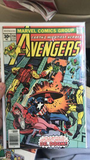Marvel avenger series comic for Sale in Tampa, FL
