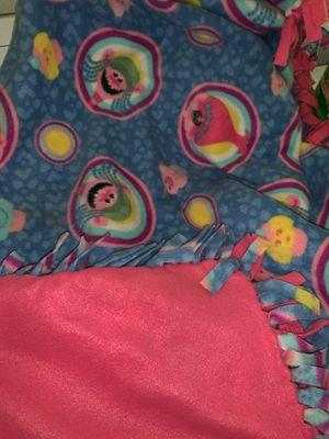 Troll tie blanket brand new for Sale in Stockton, CA