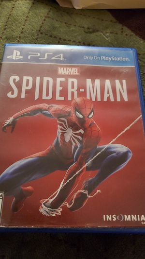 Marvel Spider-man for Sale in Spring Valley, CA
