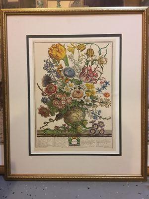 Beautiful flowers vase painting for Sale in GLOUCSTR CITY, NJ