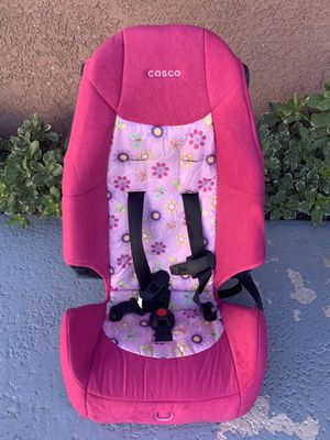 COSCO girls car seat for Sale in Las Vegas, NV