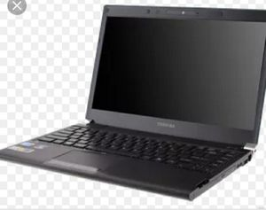 TOSHIBA LAPTOP 4 SALE for Sale in Adelanto, CA