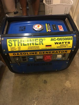 Electric generator for Sale in Chula Vista, CA
