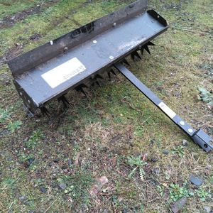 Lawn Aerator For Lawn Tractor for Sale in North Bend, WA