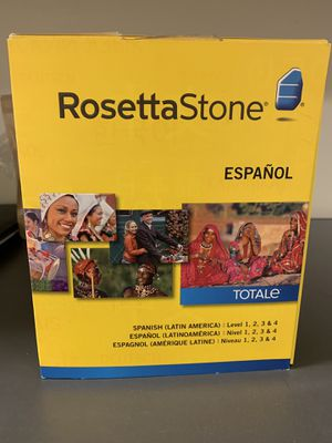 Rosetta Stone Spanish for Sale in Portland, OR