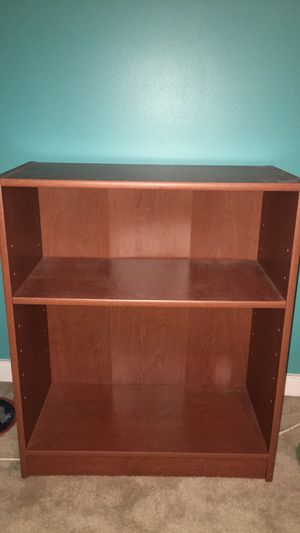 Two-Shelved Bookcase for Sale in Chesterfield, VA