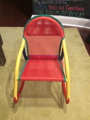 Kids chair for Sale in Downers Grove, IL