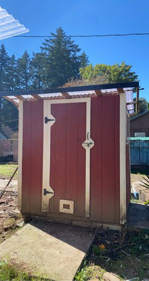 Chicken and pigeon coop for Sale in Portland, OR