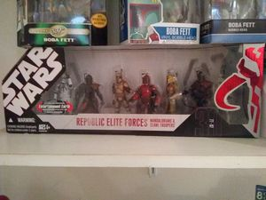 Star Wars Republic Elite Forces for Sale in Tacoma, WA