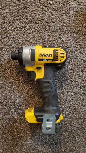 Dewalt impact driver for Sale in Renton, WA