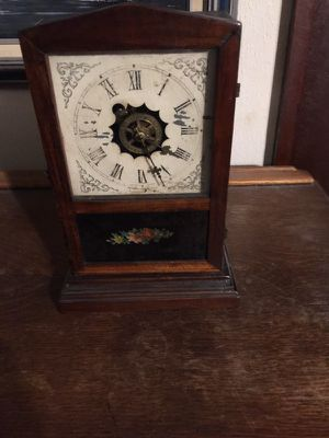 Civil War Era Antique Clock Run's Good for Sale in Elyria, OH