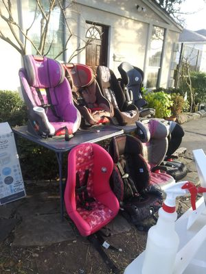 Car seat from 20 at 50 for Sale in Dallas, TX