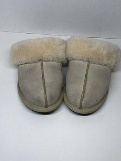 UGG Australia 5661 Womens Scuffette II Slippers Nubuck Tan Size 6 US for Sale in Oklahoma City,  OK