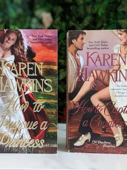 First two Duchess Diaries Romance Novels for Sale in Columbus,  OH