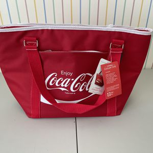 New Coca Cola Cooler Bag for Sale in Spartanburg, SC
