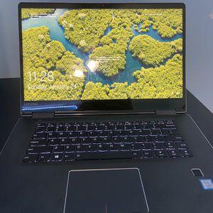 Lenovo Yoga Laptop (2 In 1) 15.6in Touch Screen 7th Gen Core i5-7200U 8GB Ram (price Negotiable) for Sale in Miami, FL