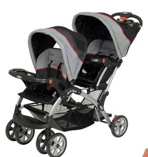 Double stroller plus for Sale in Cumberland, RI