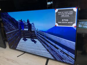 55 INCH 4K ULTRA HD 120Hz OLED SMART ANDROID TV SONY A8F for Sale in Los Angeles, CA