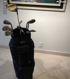 Golf Clubs and bag for Sale in Miami, FL